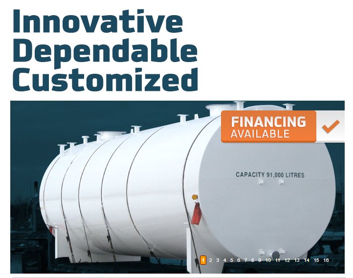 Above Ground Fuel Tanks and Turnkey Builds