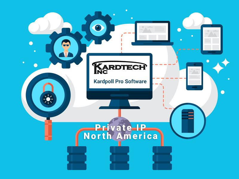 KardPoll Pro Software Suite (Cloud Based)