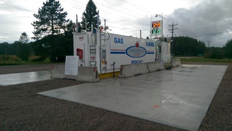 Multi-Pass Commercial EMV / Unattended EMV Retail Fuel Terminal